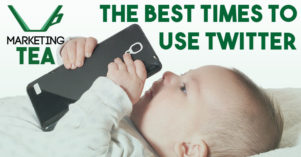 Best Times to Use Twitter for Midwives and Doulas