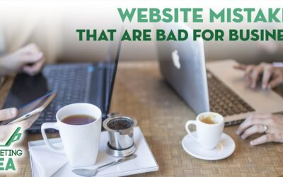 Website Mistakes That Are Bad for Business